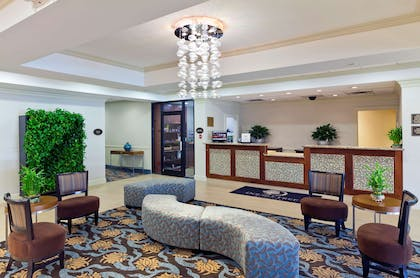 Reception | DoubleTree by Hilton Mahwah