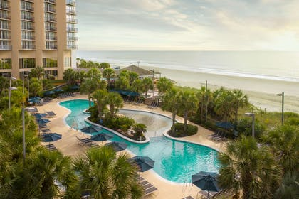 Pool | Hilton Myrtle Beach Resort