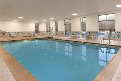 Pool | Embassy Suites by Hilton Newark Wilmington South