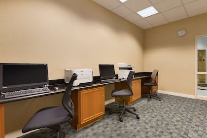 Business Center | Embassy Suites by Hilton Newark Wilmington South