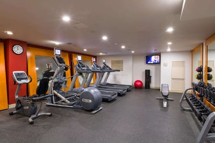 Health club | Hilton Garden Inn New York Tribeca