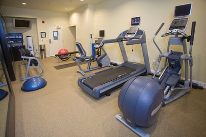 Health club | DoubleTree by Hilton Hotel & Spa Napa Valley American Canyon