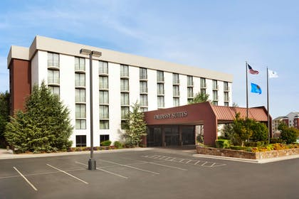 Exterior | Embassy Suites by Hilton Oklahoma City-Will Rogers World Airport