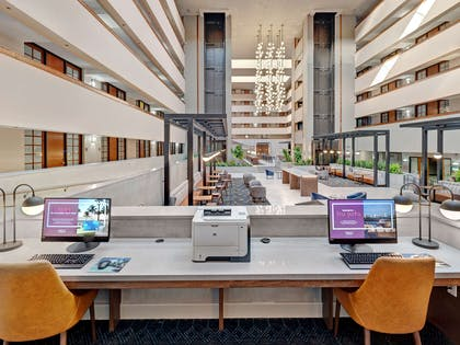 Business Center | Embassy Suites by Hilton Oklahoma City-Will Rogers World Airport