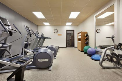 Health club fitness center gym | Embassy Suites by Hilton Oklahoma City-Will Rogers World Airport