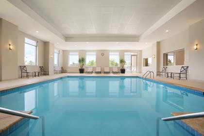 Pool | Embassy Suites by Hilton Oklahoma City Downtown Medical Center