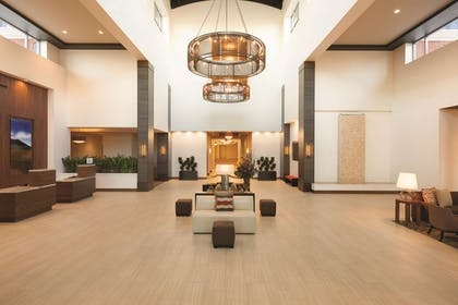 Lobby | Embassy Suites by Hilton Oklahoma City Downtown Medical Center