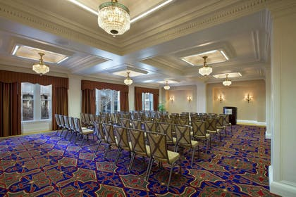 Meeting Room | The Skirvin Hilton Oklahoma City