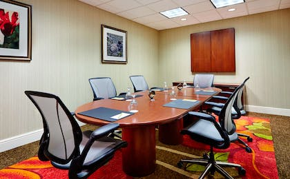 Meeting Room | Hilton Garden Inn Omaha Downtown/Old Market Area