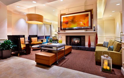 Lobby | Hilton Garden Inn Omaha Downtown/Old Market Area
