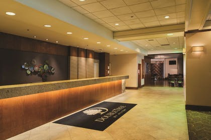 Reception | DoubleTree by Hilton Hotel Omaha Downtown