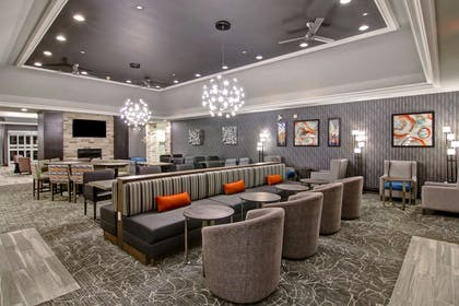 Lobby | Homewood Suites by Hilton Burlington - Syscon Road
