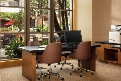 Business Center | DoubleTree by Hilton Claremont