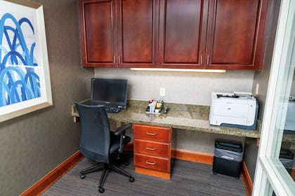 Business Center | Homewood Suites by Hilton Ontario-Rancho Cucamonga