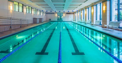 Pool | DoubleTree Suites by Hilton Htl & Conf Cntr Downers Grove