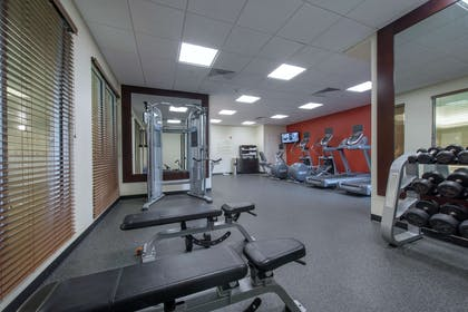 Health club | Hilton Garden Inn Devens Common