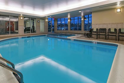 Pool | Hilton Garden Inn Devens Common