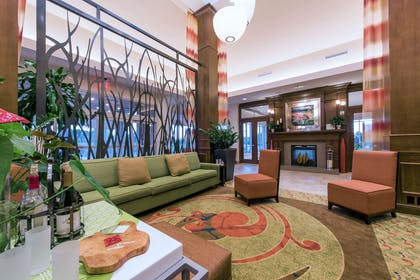 Lobby | Hilton Garden Inn Devens Common