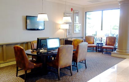 Business Center   Doubletree by Hilton Hotel Leominster