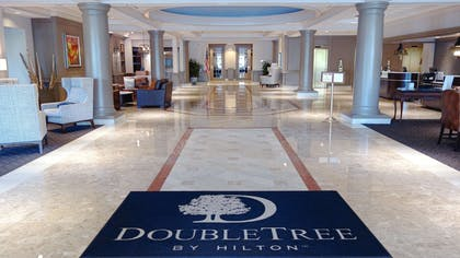Reception   Doubletree by Hilton Hotel Leominster