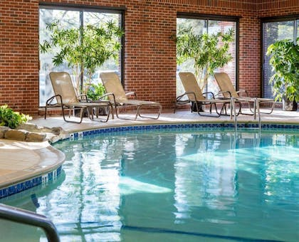 Pool   Doubletree by Hilton Hotel Leominster