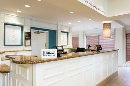 Reception | Hilton Garden Inn Orlando at SeaWorld