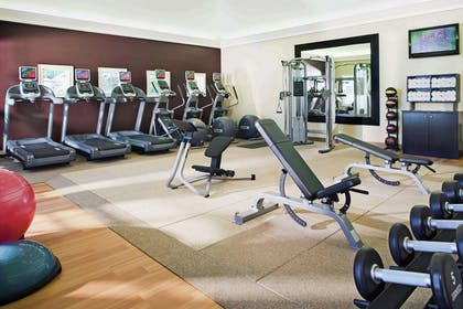 Health club | Hilton Grand Vacations at SeaWorld