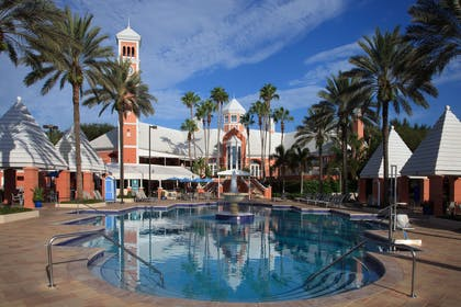 Pool | Hilton Grand Vacations at SeaWorld
