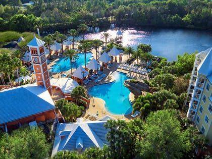 Exterior | Hilton Grand Vacations at SeaWorld