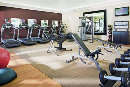 Health club fitness center gym | Hilton Grand Vacations at SeaWorld