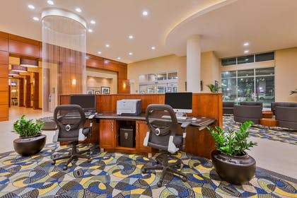 Business Center | Hampton Inn and Suites Owensboro/Downtown-Waterfront