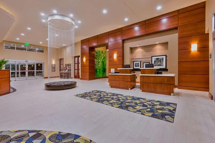 Reception | Hampton Inn and Suites Owensboro/Downtown-Waterfront