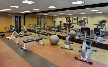 Health club | Embassy Suites by Hilton West Palm Beach Central