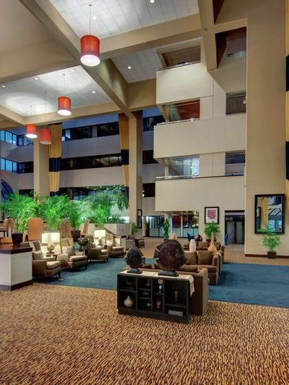 Lobby | Embassy Suites by Hilton West Palm Beach Central