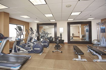 Health club | DoubleTree by Hilton Princeton