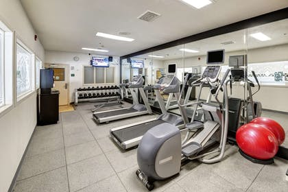 Health club | Hilton Garden Inn Portland Airport