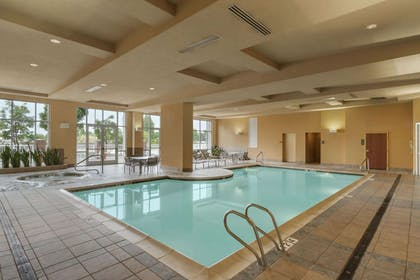 Pool   Embassy Suites by Hilton Portland Airport