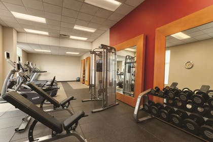 Health club | Embassy Suites by Hilton Portland Airport