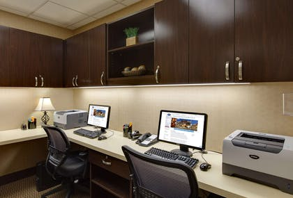 Business Center | Hampton Inn & Suites Phoenix Chandler-Fashion Center AZ