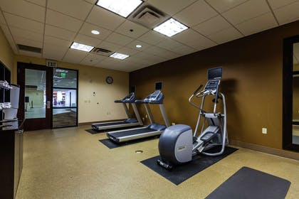 Health club | Hilton Garden Inn Phoenix Midtown