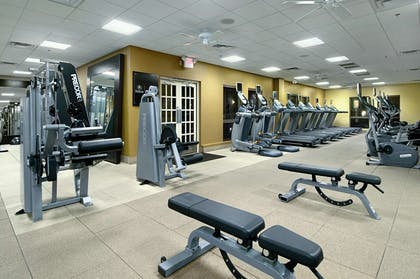 Health club | Hilton Phoenix Resort at the Peak