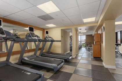 Health club fitness center gym   Embassy Suites by Hilton Phoenix Airport