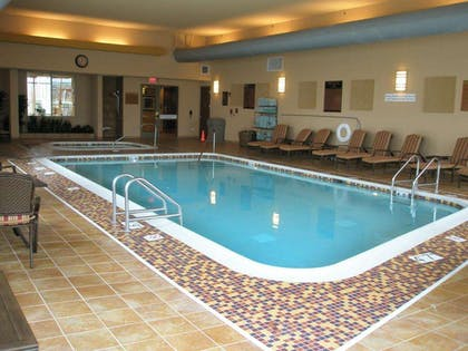 Pool | Embassy Suites by Hilton East Peoria Riverfront Hotel & Conference Center