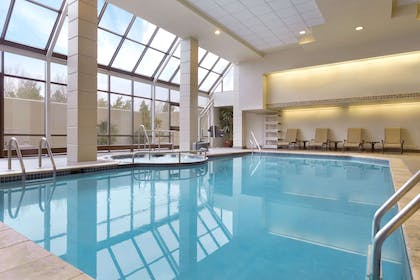 Pool | Embassy Suites Piscataway Somerset