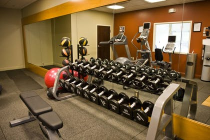 Health club | DoubleTree by Hilton Pittsburgh Airport