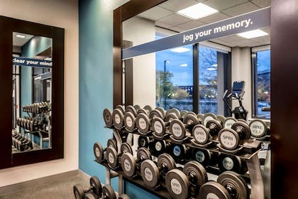 Health club | Hampton Inn & Suites Pittsburgh-Downtown