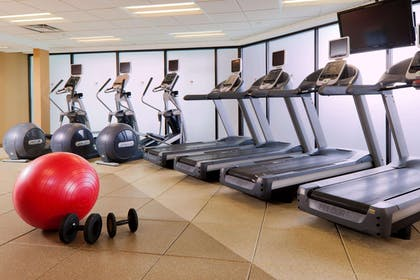 Health club | DoubleTree by Hilton Hotel & Suites Pittsburgh Downtown