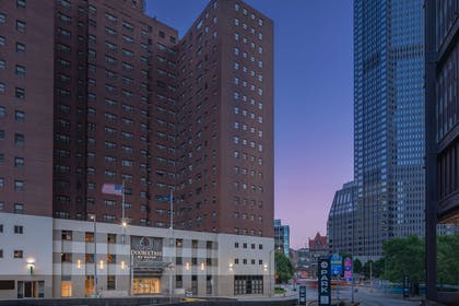 Exterior   DoubleTree by Hilton Hotel & Suites Pittsburgh Downtown