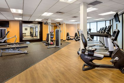 Health club   DoubleTree by Hilton Hotel & Suites Pittsburgh Downtown