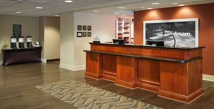 Reception | Hampton Inn & Suites Pittsburgh-Meadow Lands